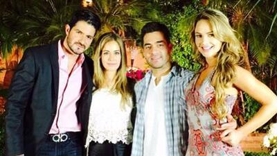 ¿Qué hace Ximena Córdoba con Omar Chaparro? Entérate