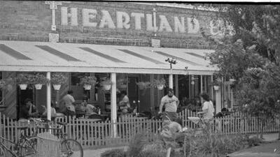 Heartland Cafe, una cafetería en Rogers Park de 42 años, cerrará sus puertas