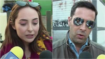 Eliza Vicedo y Eduardo Carabajal se enfrentan en corte por caso de violencia doméstica