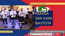 Celebra con nosotros la Parada San Juan Bautista
