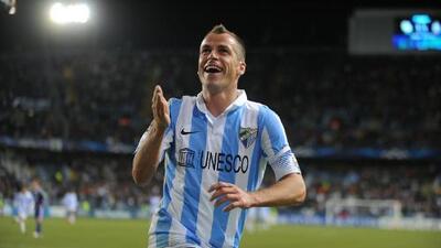 Málaga 3-0 Getafe: El club malagueño goleó al ritmo del venezolano Juanpi Añor