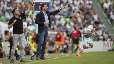 Robert Dante Siboldi dio las claves para que Santos saque un buen resultado ante el América