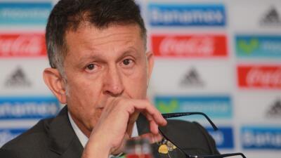 """Juan Carlos Osorio: """"Tuvimos en cuenta a Guido Pizarro e Ismael Sosa (para el Tri)"""""""