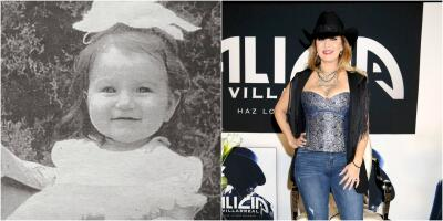 Alicia Villarreal cumple 46 años y sigue siendo la 'güerita consentida'