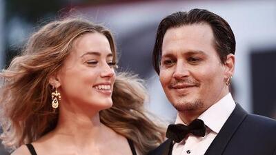 Amber Heard excluyó a Johnny Depp de su fiesta de cumpleaños