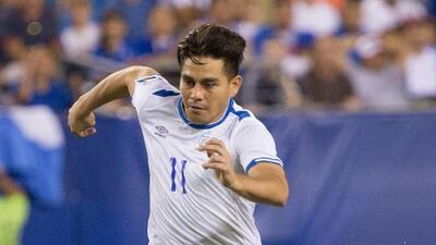 Un 'crack' salvadoreño se acerca a la MLS: 'Fito' Zelaya, listo para firmar con el LAFC de Carlos Vela