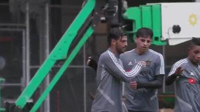 Carlos Vela marcó este golazo con el LAFC el campeón de la MLS