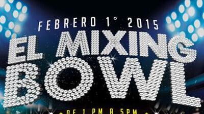 Prepárate para el Mixing Bowl de La X