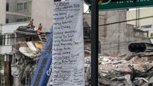 Familiares de los desaparecidos del 286 de Álvaro Obregón exigen respuestas de las autoridades