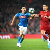 Cómo ver Napoli vs. KRC Genk en vivo, Champions League