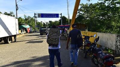 Secuestran a periodistas ecuatorianos en la frontera con Colombia