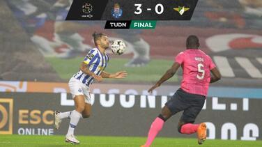 Porto y Tecatito suman 14 partidos consecutivos sin perder