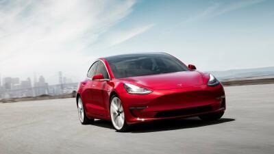Este es el Tesla Model 3 en imágenes