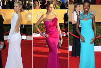 Los mejores vestidos de los SAGS Awards