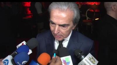 Lorenzo Lazo pide de nuevo respeto a la privacidad de la hija de Edith González