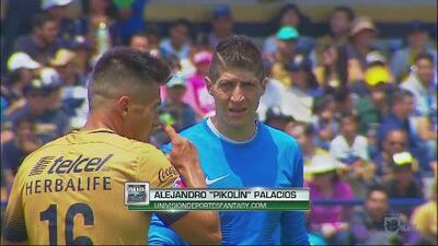 Los jugadores Fuerza de Univision Deportes Fantasy para la jornada 7 de Liga MX