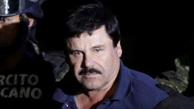 'El Chapo' Guzmán es condenado a pasar el resto de su vida en una prisión de máxima seguridad
