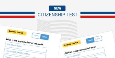 There's a new U.S. citizenship test: practice the questions and answers with this free quiz