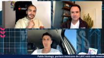 Llegó el Tráfico: Pablo Sisniega y su sentir de enfrentar a LA Galaxy