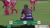 Resumen | Toluca deja ir el triunfo al empatar 1-1 con Necaxa