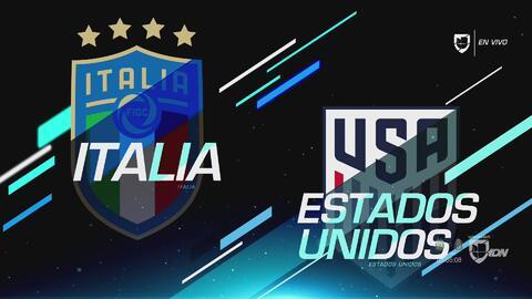 Italia vs. Team USA: un duelo de selecciones que le apuestan a un nuevo futuro