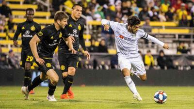 En fotos: con golazo de Carlos Vela, Los Angeles FC aplasta a Columbus Crew