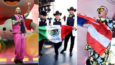 EN FOTOS: Latinos que rompieron la tarima en Coachella 2019