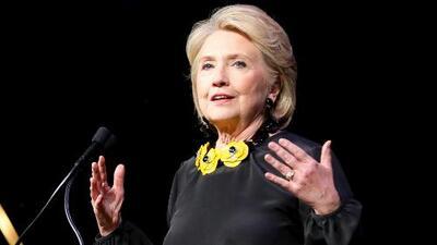 Hillary Clinton descarta postularse a la presidencia de EEUU en 2020
