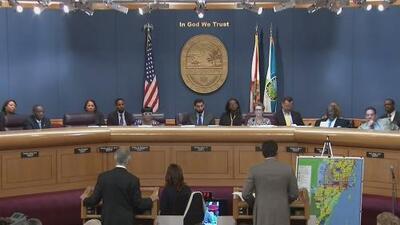 Intenso y largo debate sobre la construcción del centro comercial más grande de EEUU en Miami