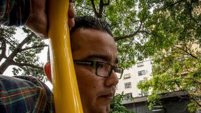 Fue secuestrado por paramilitares que buscaban amedrentarlo luego de cubrir una protesta en Caracas