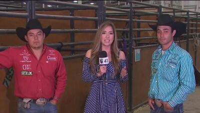 Las estrellas del Rodeo San Antonio