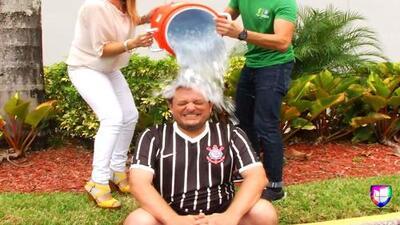 José Luis López Salido aceptó el reto e hizo su donación, ¿a quienes nominó?
