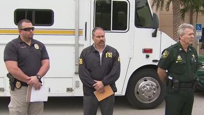 FBI y autoridades locales realizan simulacro sobre posibles desapariciones de menores de edad