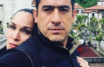 Sharis Cid e Isaías Gómez: una pareja unida por amor a primera vista y separada por varias balas