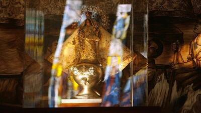 Miles de fieles celebran a la Virgen de la Caridad del Cobre, la patrona de Cuba