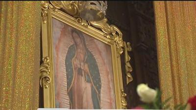 Las mañanitas a la Virgen de Guadalupe en Sacramento