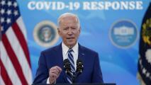 Biden dice que el 90% de los estadounidenses podrán acceder a la vacuna del covid antes del 19 de abril