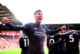 En fotos: Liverpool derrota a Sheffield United por la mínima diferencia