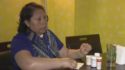 Tras la deportación de su esposo, hispana con cáncer terminal teme morir y que sus hijos se queden solos