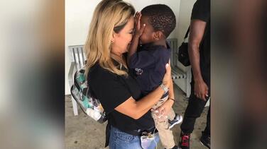 """""""Regresé con el corazón arrugado"""": Maria Fernanda López cuenta lo que vivió al reportar el impacto del huracán Dorian en Bahamas"""