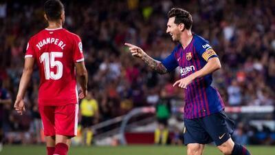 ¡Otro récord! Lionel Messi impuso una nueva marca en el fútbol español