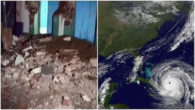 ¿Por qué surgen terremotos y huracanes de gran magnitud y qué consecuencias traen?