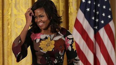 Michelle Obama, la nueva primera dama presidenciable