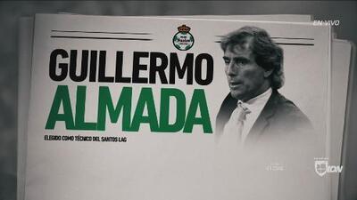 Perfil de Guillermo Almada, nuevo técnico de Santos Laguna