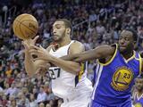 Gobert y Antetokounmpo encabezan Primer Equipo Defensivo de la NBA