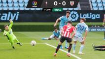 Celta y Athletic no se hacen daño en LaLiga de España