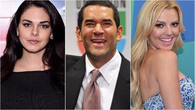 Livia Brito, Eduardo Santamarina y Marjorie de Sousa son los protagonistas de la nueva serie 'Descontrol'
