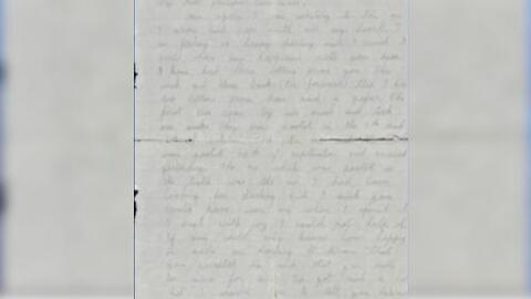 Una Anciana Recibe La Carta Que Su Novio Envió Hace 77 Años Y Que