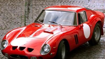 Un Ferrari 250 GTO rompe récord de subasta