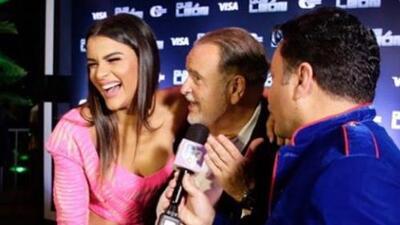 Clarissa Molina estrenó su película 'Que León' y te revelamos algunos secretos de sus besos con Ozuna